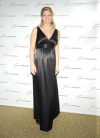 Kelli O'Hara at the 2009 New York Philharmonic Spring Gala.