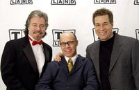 Stanley Livingston, Barry Livingston and Don Grady at the TV Land Awards 2003.