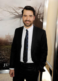 Ron Livingston at the California premiere of