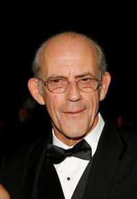 Christopher Lloyd at the Santa Barbara International Film Festival.
