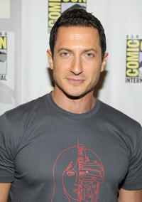 Sasha Roiz at the Press Room for