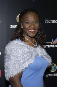 Judge Mablean Ephriam at the 2nd Annual EBONY Oscar Celebration.
