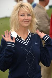 Heather Locklear at the 9th Annual Michael Douglas & Friends Celebrity Golf Tournament.