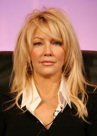 Heather Locklear at the 2007 Winter TCA Press Tour.
