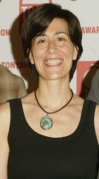 Jeanine Tesori at the 2004 Tony Awards Nominees Press Reception.
