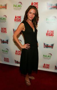 Kathryn Aselton at the CineVegas Film Festival.