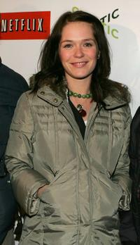 Kathryn Aselton at the Cinetic Media party during the 2005 Sundance Film Festival.