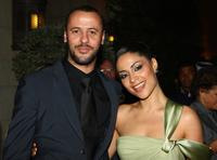 Ali Suliman and Yasmine Al Masri at the after party of