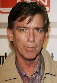 Kurt Loder at the Entertainment Weekly and Matrix Men upfront party.