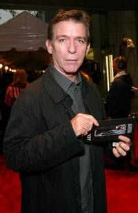 Kurt Loder at the special screening of