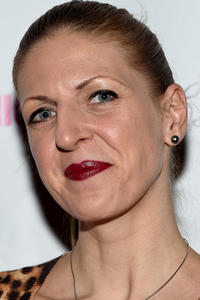 Caryn Waechter at the NY premiere of