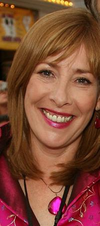 Phyllis Logan at the world premiere of