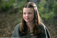 Georgie Henley in