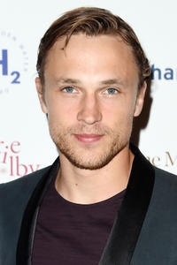 William Moseley at the