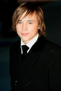 William Moseley at the Royal Film Performance and world premiere of