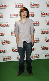 William Moseley at the Sony Ericsson Empire Film Awards 2006.