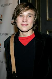 William Moseley at the New York Gala premiere of
