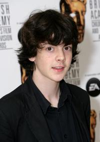 Skandar Keynes at the 11th British Academy Children's Film & Television Awards.