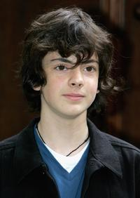 Skandar Keynes at the 10th Anniversary of National Schools Film week.