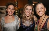 Rachel Grady, Amy Berg and Heidi Ewing at the 25th Annual Celebration of the Academy Awards Documentary Nominees.