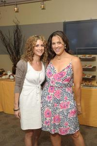 Sara Bernstein and Heidi Ewing at the screening of