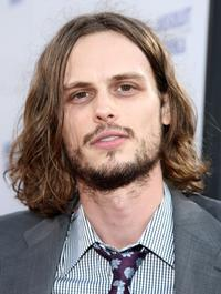 Matthew Gray-Gubler at the California premiere of
