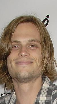 Matthew Gray Gubler at the season premiere of