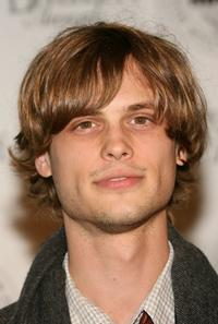 Matthew Gray Gubler at the 14th Annual Diversity Awards Gala.