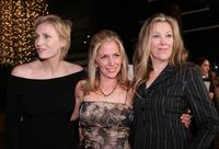 Jane Lynch, Carrie Aizley and Catherine O'Hara at the Los Angeles premiere of