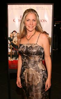 Carrie Aizley at the premiere of