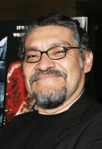 Joaquin Cosio at the West Coast premiere of