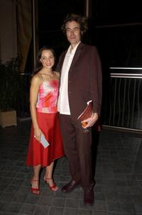 Daniela Farinacci and Guest at the 2001 Annual Film Critics Circle Awards.