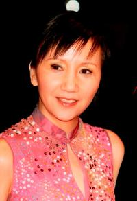 Lu Yi-ching at the premiere of