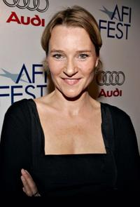 Annika Hallin at the US premiere of