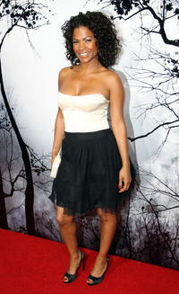 Nia Long at the TriStar premiere of