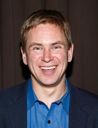 Pat Kiernan at the after party of the New York premiere of
