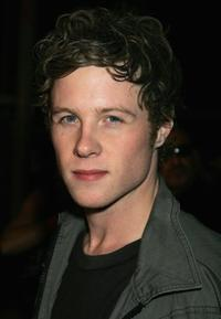 Ashton Holmes at the California premiere of