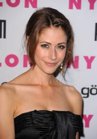 Amanda Crew at the NYLON and YouTube Young Hollywood Party.