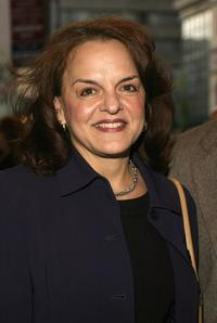 Priscilla Lopez at the opening night of