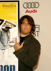 Andy Milonakis at the screening of