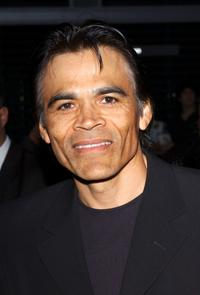 Sal Lopez at the Los Angeles premiere of