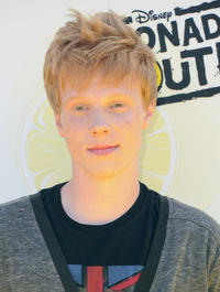 Adam Hicks at the California premiere of