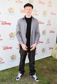 Adam Hicks at the Elizabeth Glaser Pediatric AIDS Foundation 20th Annual A Time For Heroes Celebrity Carnival.