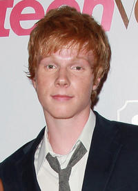 Adam Hicks at the 9th Annual Teen Vogue's Young Hollywood party in California.