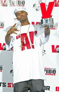 Juelz Santana at the 3rd Annual Vibe Awards.