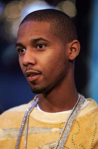 Juelz Santana at the MTV Times Square Studios during the taping of MTV's Sucker Free.