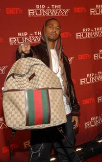 Juelz Santana at the