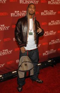 Juelz Santana at the BET's