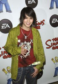 Boo Boo Stewart at the EA's Official Launch of