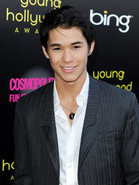 Boo Boo Stewart at the 13th Annual Young Hollywood Awards in California.